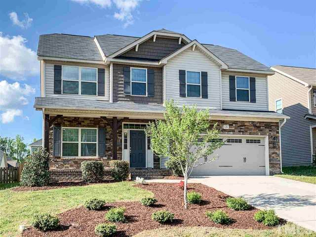 121 Bobby Ray Court, Clayton, NC 27527 (MLS #2382123) :: The Oceanaire Realty