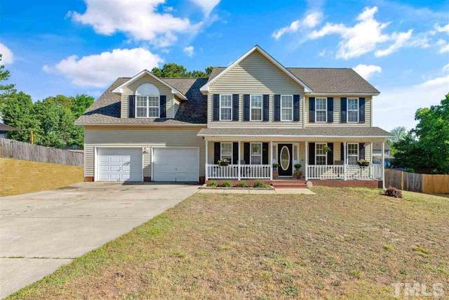 95 Mountain View Drive, Sanford, NC 27332 (#2382126) :: Dogwood Properties