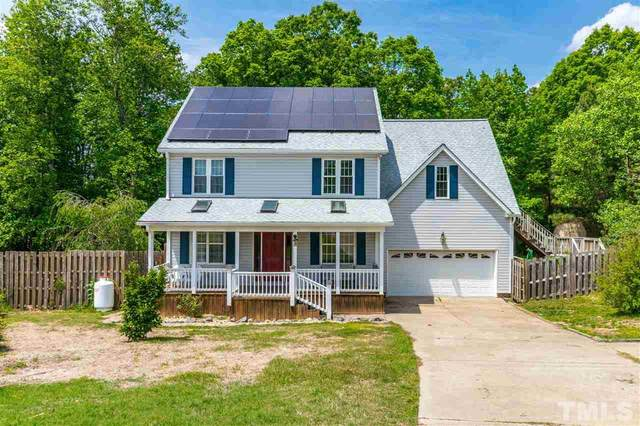 121 Fawnlilly Place, Garner, NC 27529 (#2382128) :: The Rodney Carroll Team with Hometowne Realty