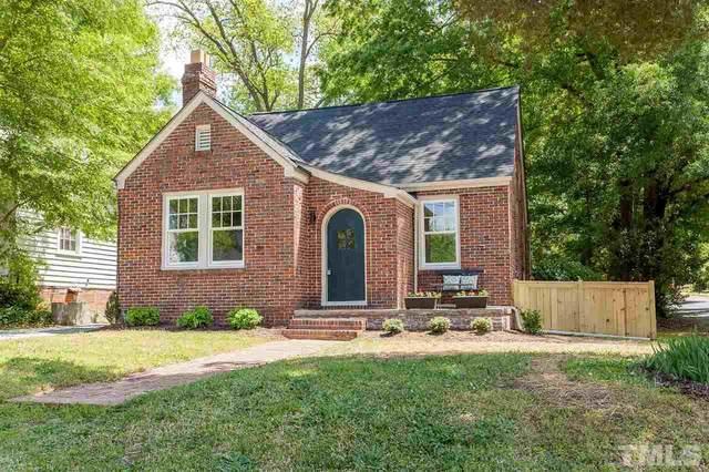 915 Arnette Avenue, Durham, NC 27701 (#2382153) :: Triangle Top Choice Realty, LLC