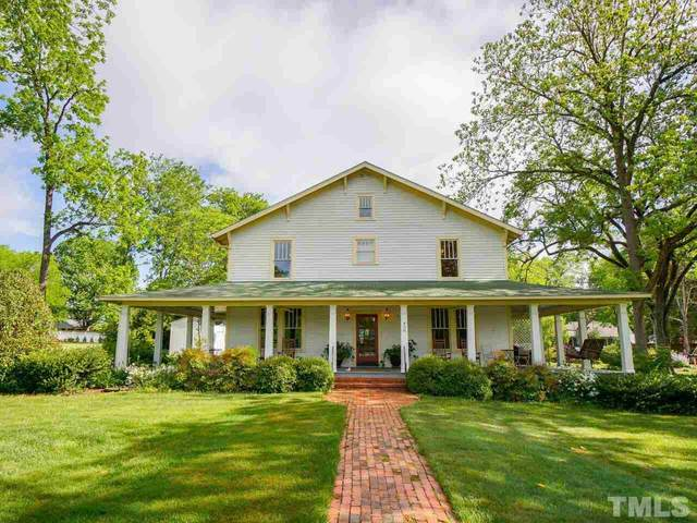458 West Street, Pittsboro, NC 27312 (#2382154) :: The Jim Allen Group