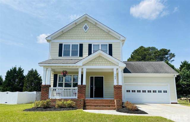 107 Kintyre Drive, Clayton, NC 27520 (#2382171) :: The Beth Hines Team