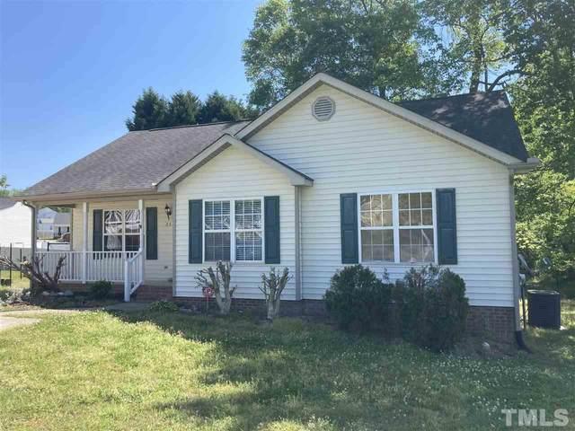 236 Mitchell Avenue, Clayton, NC 27520 (#2382199) :: Dogwood Properties