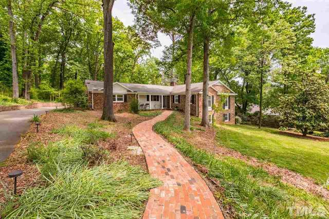 604 Shady Lawn Road, Chapel Hill, NC 27514 (#2382206) :: Triangle Top Choice Realty, LLC