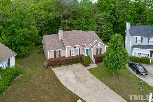 464 Henwood Court, Fuquay Varina, NC 27526 (#2382211) :: Triangle Top Choice Realty, LLC
