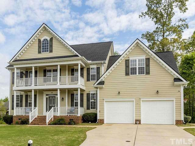109 Boswell Lane, Clayton, NC 27527 (MLS #2382214) :: The Oceanaire Realty