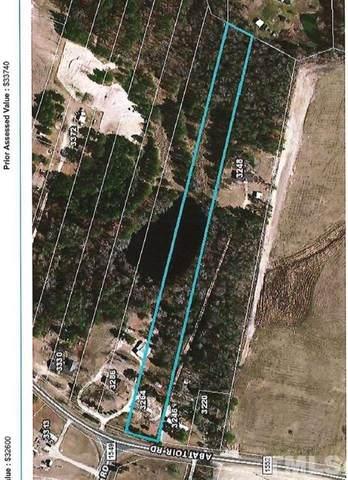 3264 Abattoir Road, Angier, NC 27501 (#2382218) :: Kim Mann Team