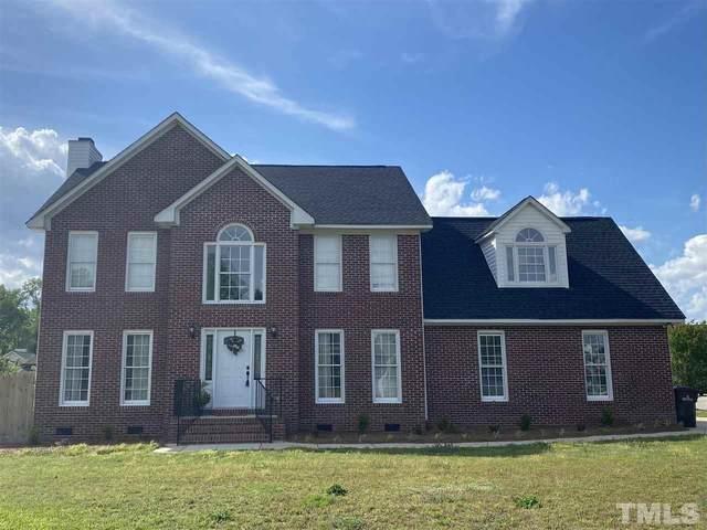 141 Stockton Drive, Angier, NC 27501 (#2382219) :: Dogwood Properties