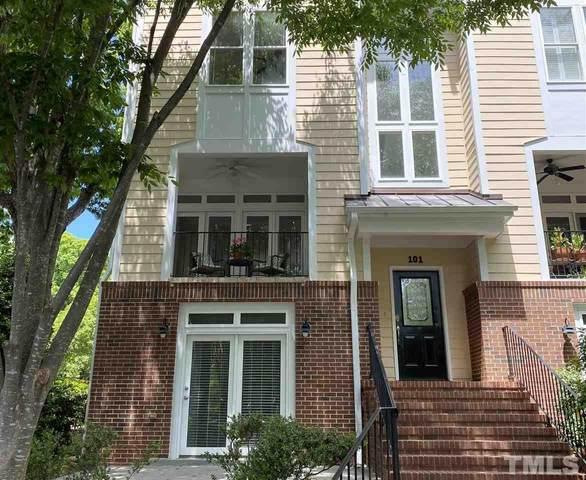 1120 Parkridge Lane #101, Raleigh, NC 27605 (#2382225) :: Dogwood Properties