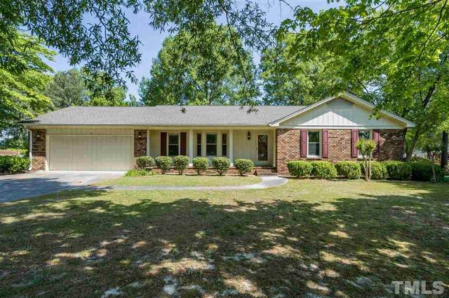 113 E Julia Street, Angier, NC 27501 (#2382234) :: Dogwood Properties
