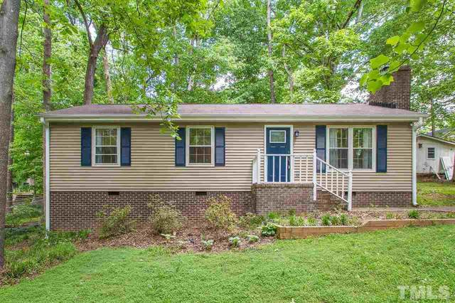 7404 Post Oak Road, Raleigh, NC 27615 (#2382250) :: Triangle Top Choice Realty, LLC