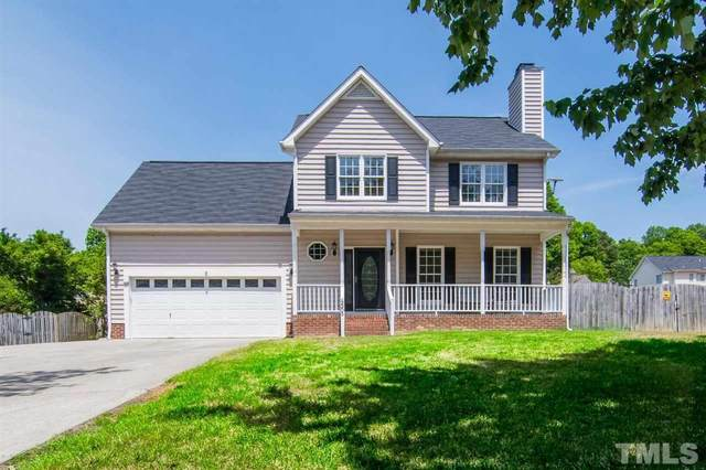 3305 Pomegranate Drive, Raleigh, NC 27616 (#2382262) :: Real Estate By Design