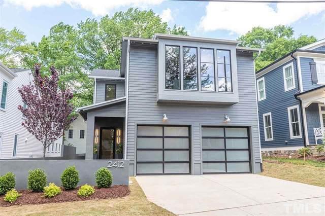 2412 Kilgore Avenue, Raleigh, NC 27607 (#2382274) :: Dogwood Properties