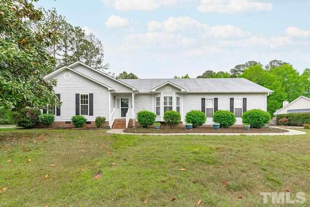 5401 Milroy Lane, Raleigh, NC 27610 (#2382280) :: Dogwood Properties