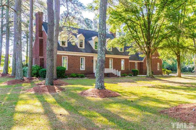1202 N Lincoln Street, Benson, NC 27504 (#2382282) :: Real Estate By Design