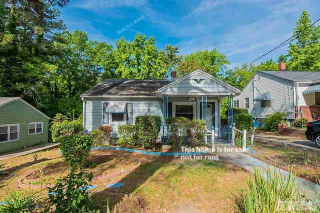 820 Ridgeway Avenue, Durham, NC 27701 (#2382295) :: Dogwood Properties