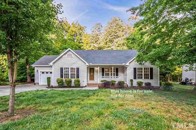 255 Beaver Ridge Drive, Youngsville, NC 27596 (#2382298) :: The Jim Allen Group