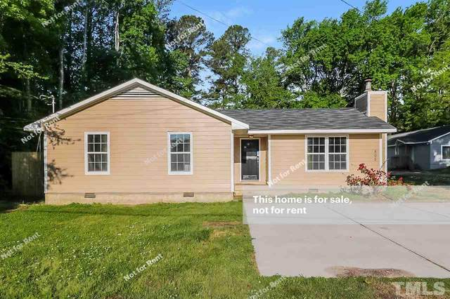 805 Shepard School Road, Zebulon, NC 27597 (#2382300) :: Raleigh Cary Realty