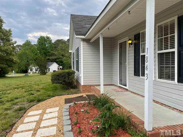 7843 Barbour Store Road, Willow Spring(s), NC 27592 (#2382320) :: Dogwood Properties