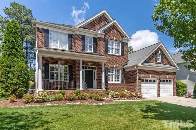 9629 Heathermill Lane, Raleigh, NC 27617 (#2382324) :: Triangle Top Choice Realty, LLC