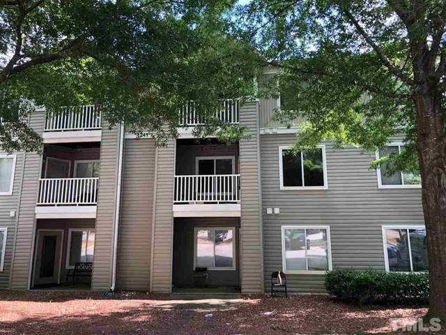 1241 University Court #203, Raleigh, NC 27606 (#2382325) :: The Rodney Carroll Team with Hometowne Realty