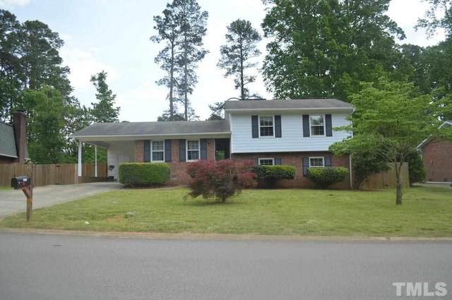 1013 Medlin Drive, Cary, NC 27511 (#2382329) :: The Beth Hines Team