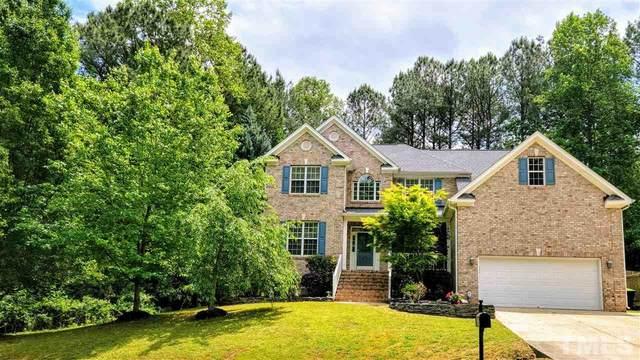 5500 Monarch Birch Drive, Apex, NC 27539 (#2382331) :: Triangle Top Choice Realty, LLC