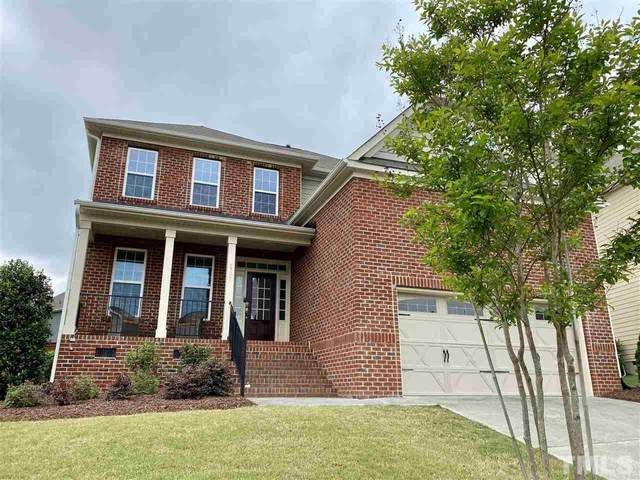 2707 Fort Fisher Trace, Apex, NC 27502 (#2382339) :: Triangle Top Choice Realty, LLC