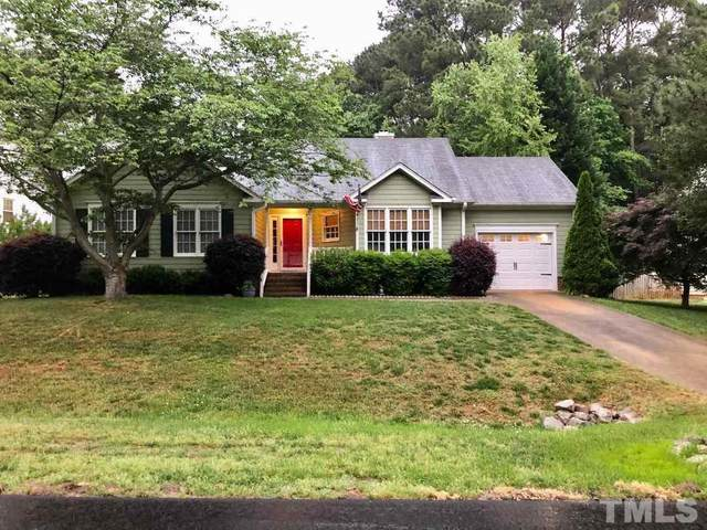 5441 Millrace Trail, Raleigh, NC 27606 (#2382341) :: Real Estate By Design