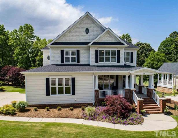 133 Townsend Drive, Clayton, NC 27527 (#2382350) :: Triangle Top Choice Realty, LLC