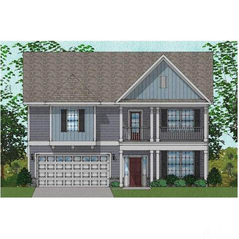 441 Slomo Court Lot 208, Wake Forest, NC 27587 (#2382351) :: Real Estate By Design