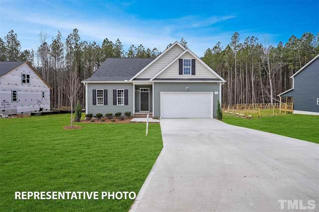 260 Silverleaf Drive, Wendell, NC 27591 (#2382357) :: The Perry Group