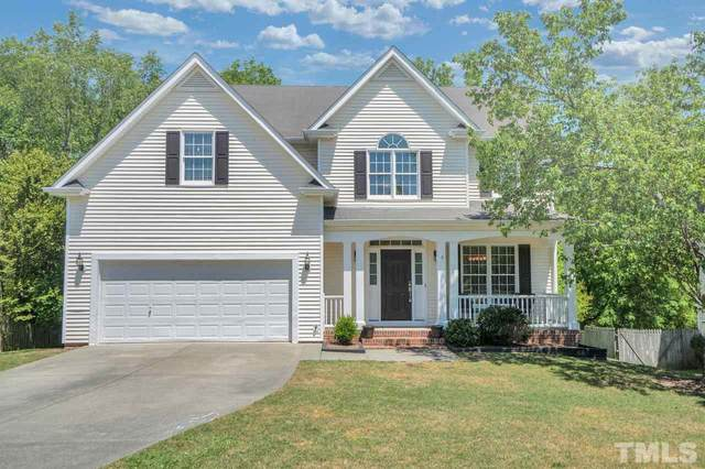 9548 White Carriage Drive, Wake Forest, NC 27587 (#2382361) :: Rachel Kendall Team
