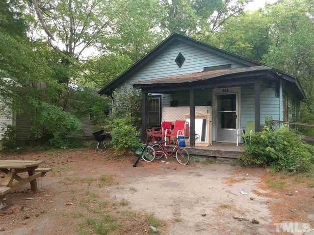 432 N Clark Street, Henderson, NC 27536 (#2382393) :: Real Estate By Design