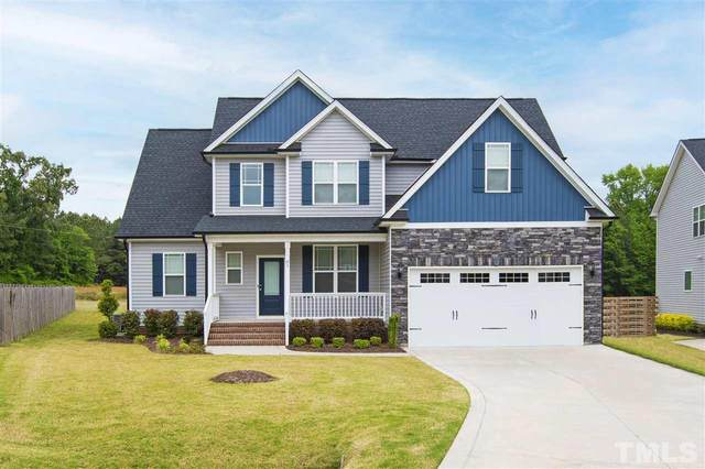 81 Northlodge Court, Wendell, NC 27591 (#2382405) :: Triangle Top Choice Realty, LLC