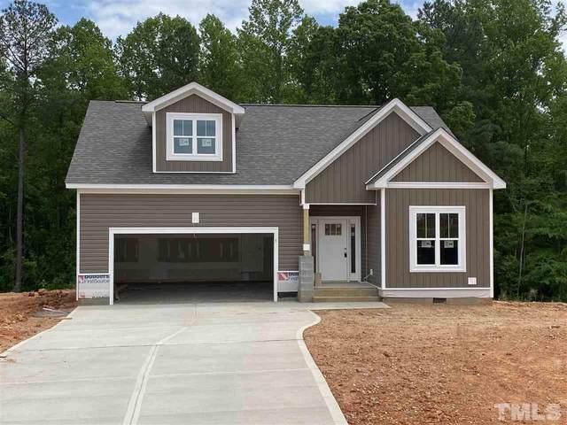 5 Aimee Court, Youngsville, NC 27596 (#2382409) :: Steve Gunter Team
