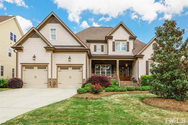 6009 Churchill Falls Place, Apex, NC 27539 (#2382415) :: Triangle Top Choice Realty, LLC