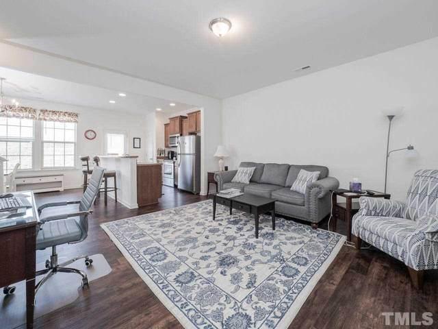 107 Hawkstone Drive, Clayton, NC 27527 (#2382416) :: Triangle Top Choice Realty, LLC