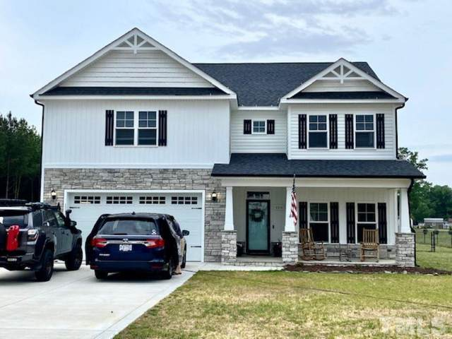 106 Weatherstone Court, Pikeville, NC 27863 (#2382418) :: The Perry Group