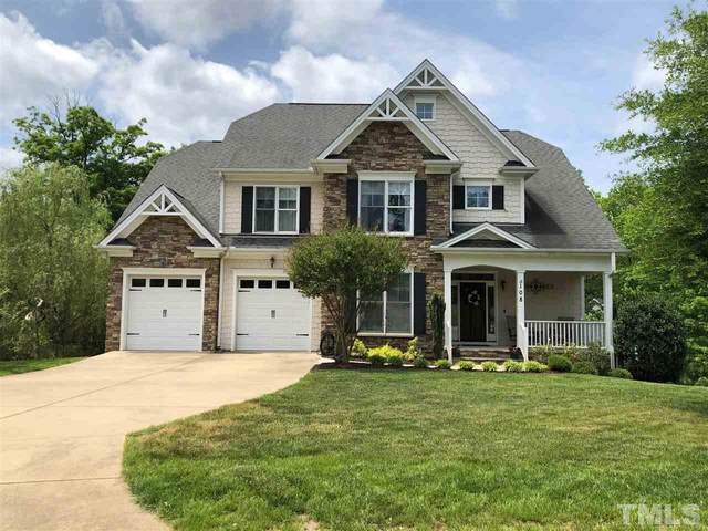 108 Gryffindor Lane, Holly Springs, NC 27540 (#2382420) :: Rachel Kendall Team