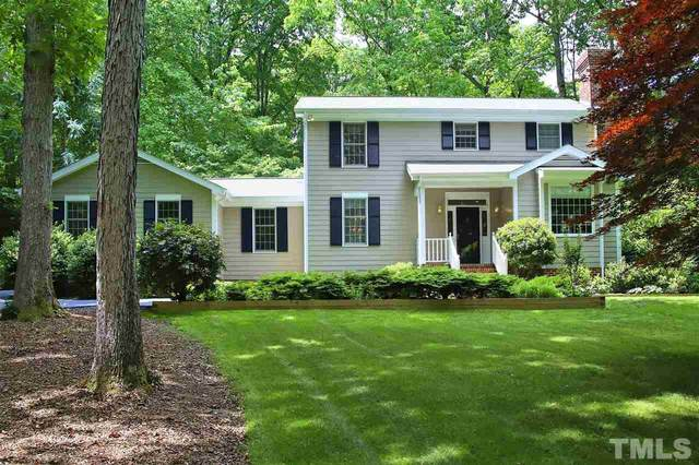 8 Sedgewood Road, Chapel Hill, NC 27514 (#2382423) :: Triangle Top Choice Realty, LLC