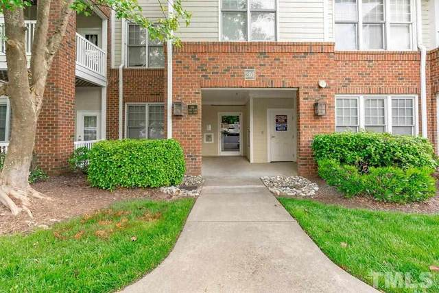218 Waterford Lake Drive #218, Cary, NC 27519 (#2382427) :: Real Estate By Design