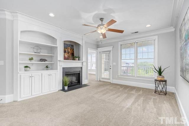 322 Waterford Lake Drive #322, Cary, NC 27519 (#2382438) :: Marti Hampton Team brokered by eXp Realty