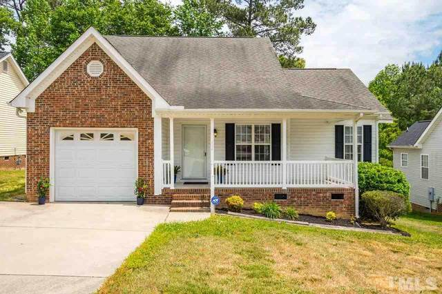 204 Zircon Lane, Knightdale, NC 27545 (#2382441) :: The Jim Allen Group