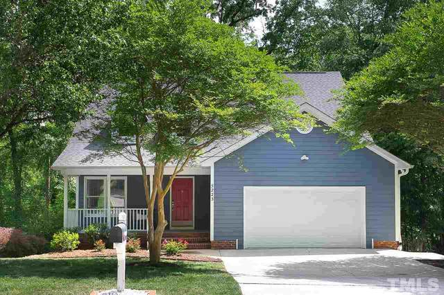 5223 Oakbrook Drive, Durham, NC 27713 (#2382445) :: Triangle Top Choice Realty, LLC