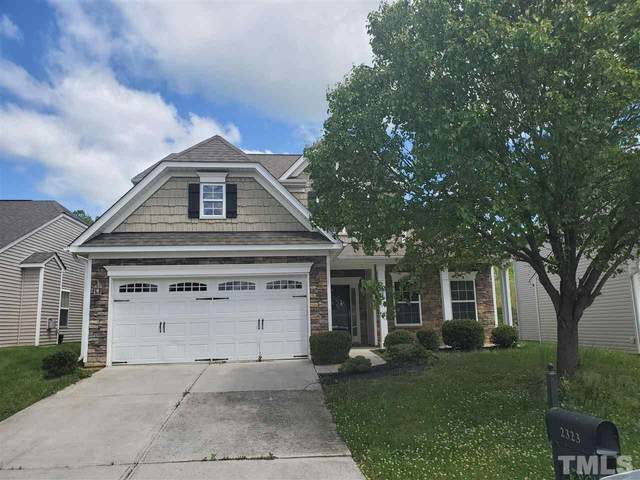 2323 Talon Drive, Greensboro, NC 27301 (#2382468) :: Triangle Top Choice Realty, LLC