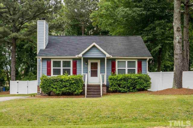 908 Cotten Farm Drive, Fuquay Varina, NC 27526 (#2382485) :: Triangle Top Choice Realty, LLC