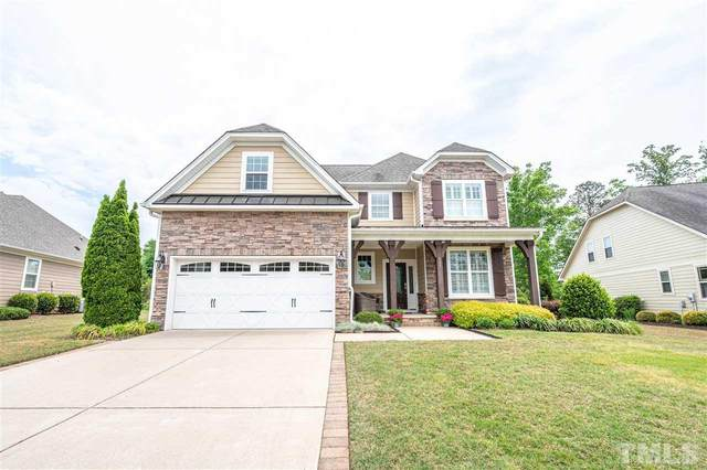 137 Silver Bluff Street, Holly Springs, NC 27540 (#2382502) :: The Jim Allen Group