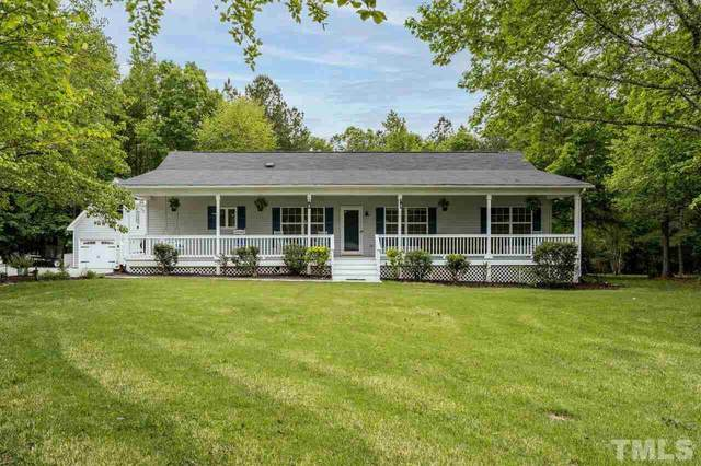 2480 Hortons Pond Road, Apex, NC 27523 (#2382506) :: Triangle Top Choice Realty, LLC