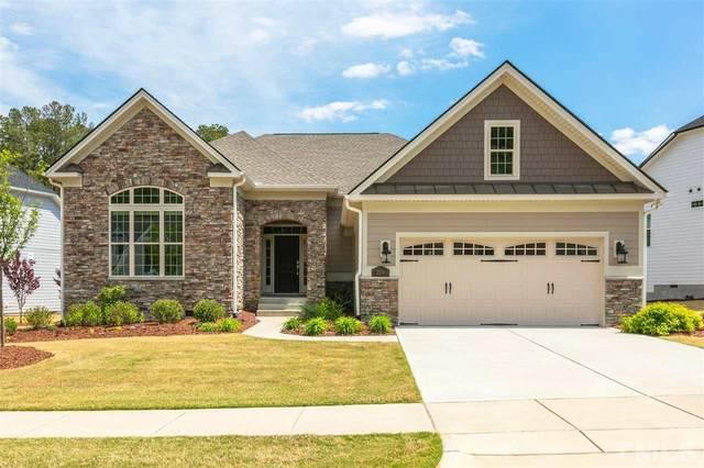 2576 Range Overlook Crossing, Apex, NC 27523 (MLS #2382517) :: The Oceanaire Realty
